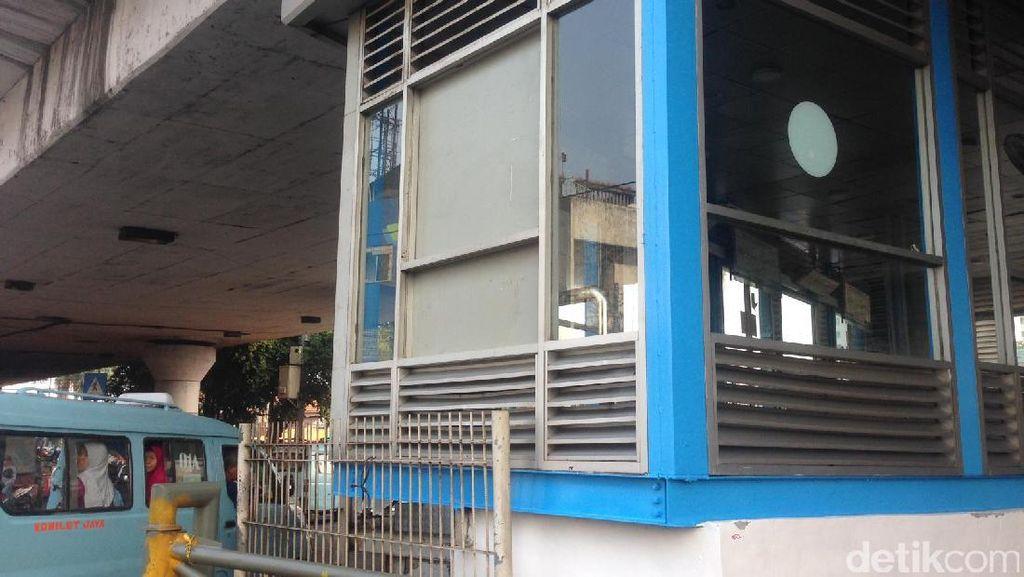 3 Hari Pasca Ledakan, Halte TransJ Kampung Melayu Belum Beroperasi