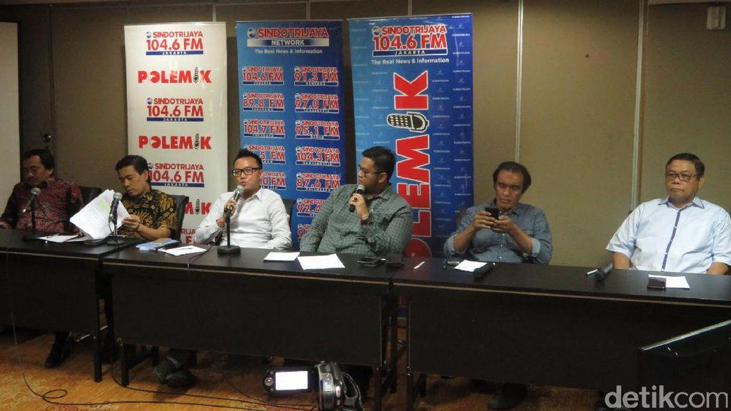 Eks Pimpinan DPD: Usulan Jabatan 2,5 Tahun Sejak Era Irman Gusman