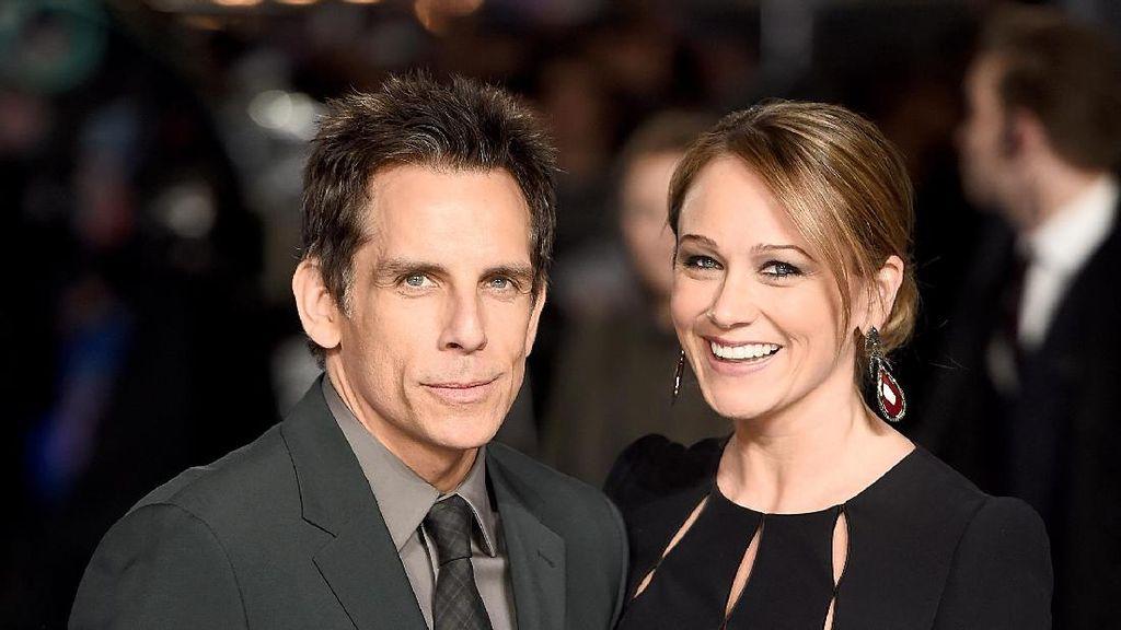 Ben Stiller dan Istri Putuskan Berpisah Setelah 18 Tahun Menikah