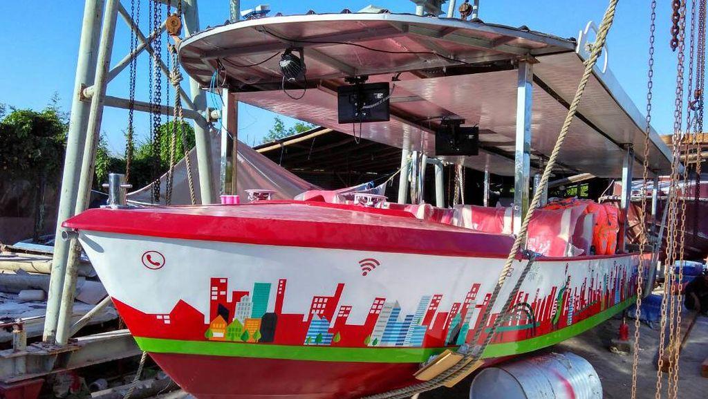 Bus Air Tenaga Surya Siap Meluncur di Kalimas, Apa Istimewanya?