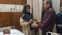 Kondisi Bripda Yogi Korban Bom Kampung Melayu Membaik
