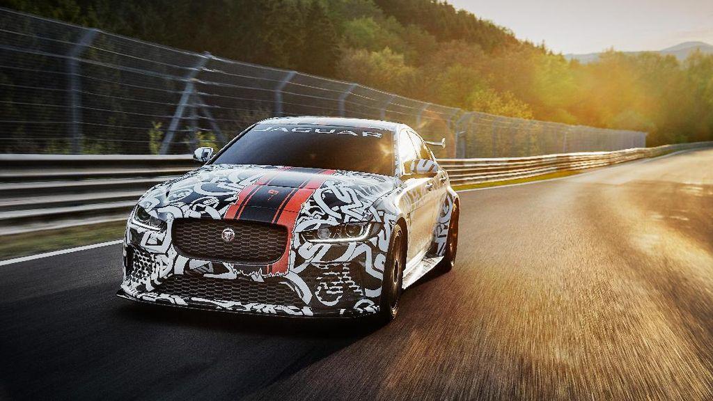 Jaguar XE SV Project 8, Kucing Paling Dahsyat