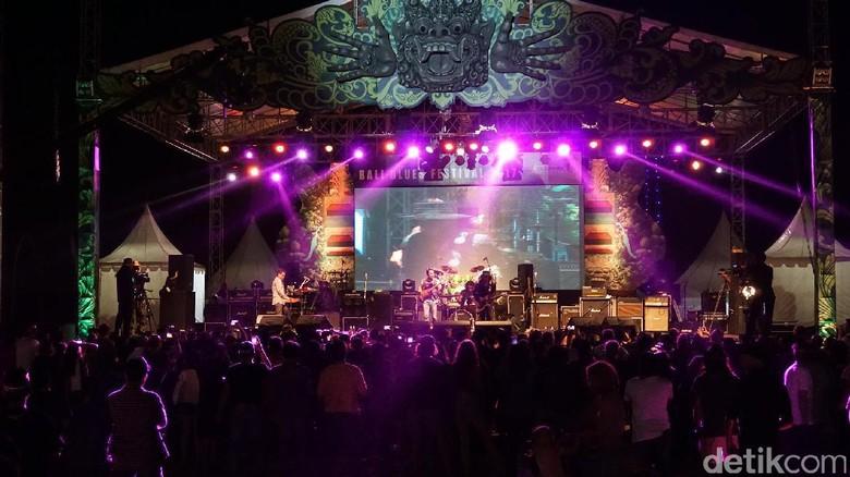 Foto: Bali Blues Festival 2017 (Masaul/detikTravel)