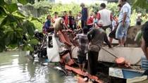 Kecelakaan Beruntun di Mojokerto, Satu Orang Tewas