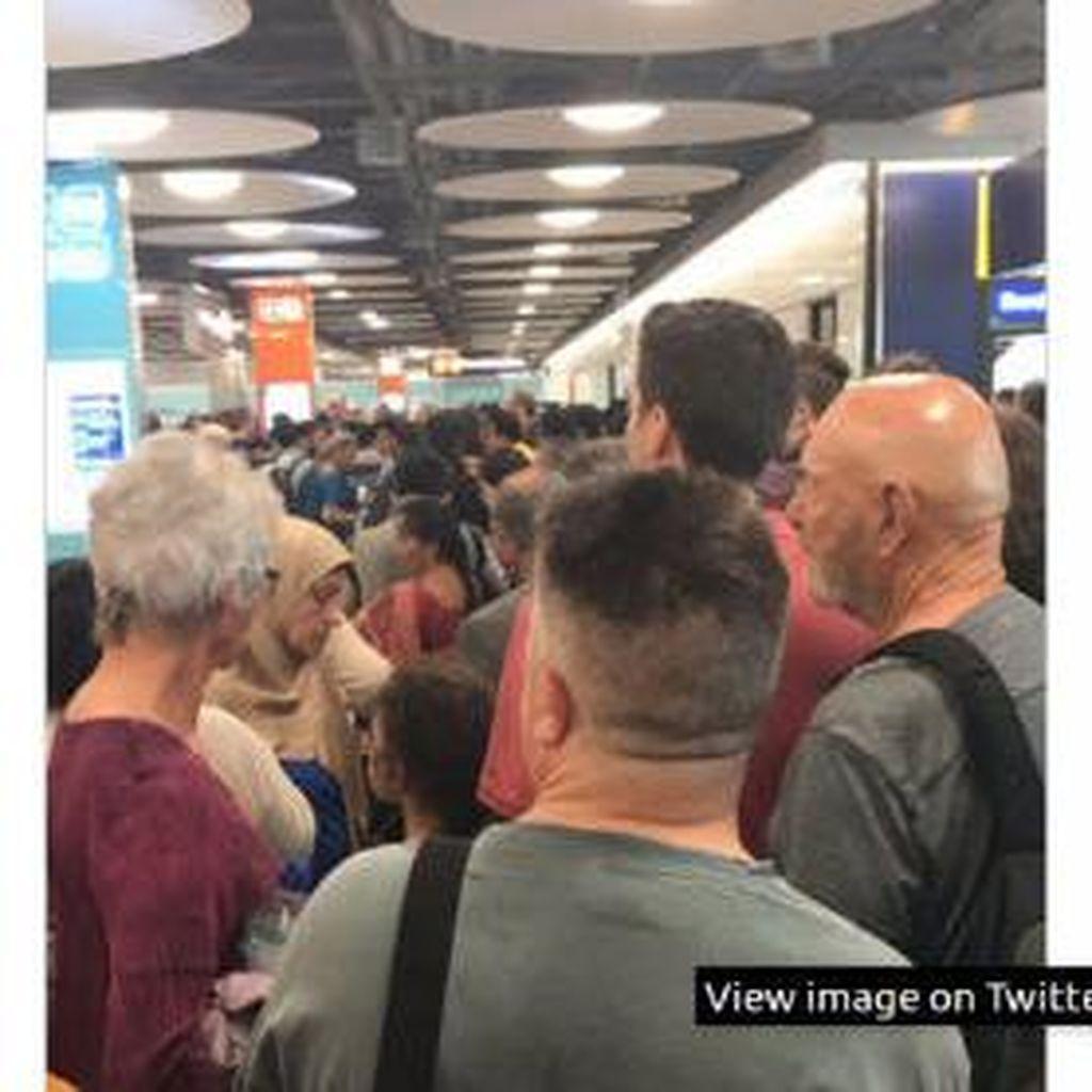 Delay Pesawat British Airways juga Terjadi di Sejumlah Negara