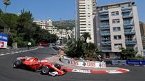 Kalahkan Vettel, Raikkonen Raih Pole