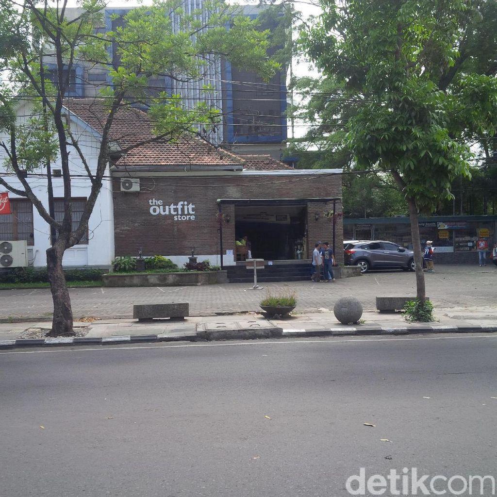 Weekend di Hari Pertama Puasa, FO di Bandung Sepi Pengunjung
