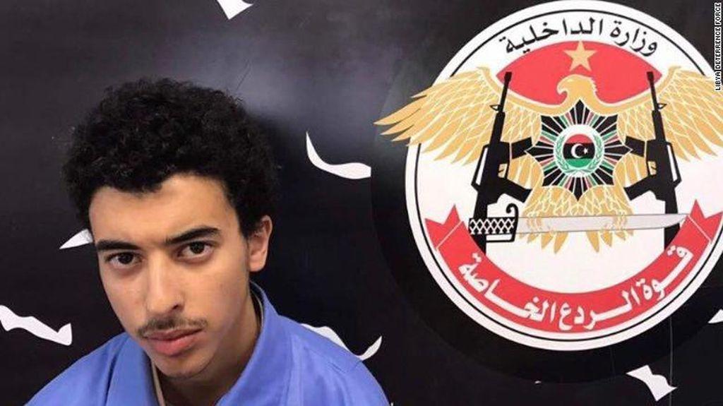 Salman Abedi Menelepon Adiknya di Libya Sebelum Meledakkan Diri