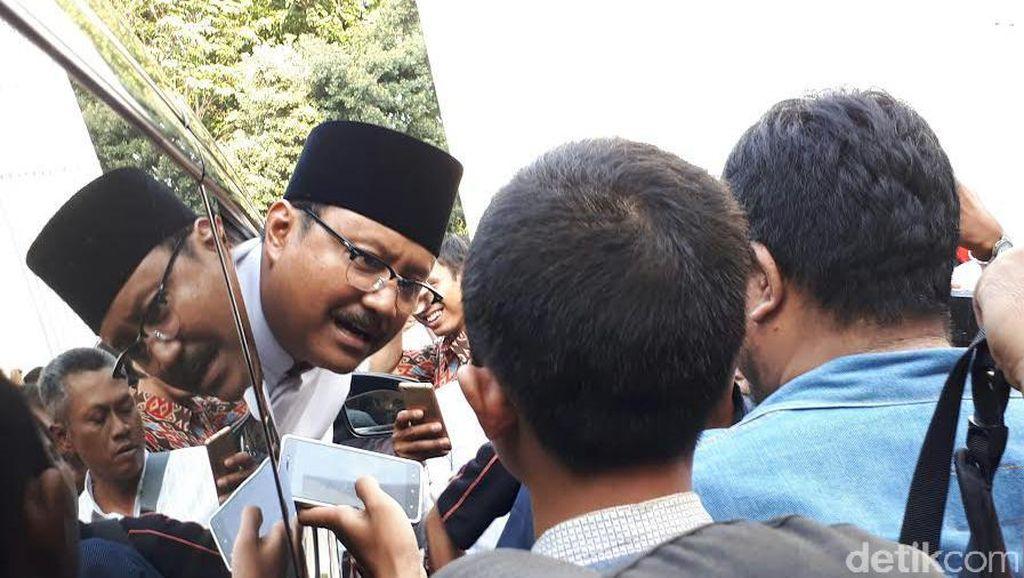 Didukung PKB, Gus Ipul akan Bentuk Koalisi Jawa Timur