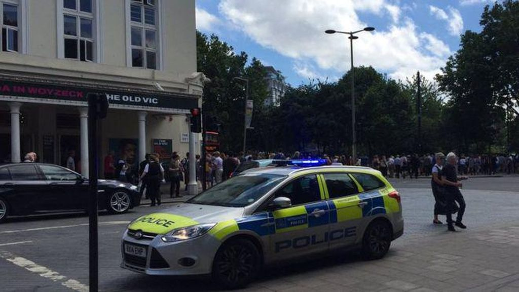 Ada Ancaman Bom, Pengunjung Teater Old Vic di London Dievakuasi