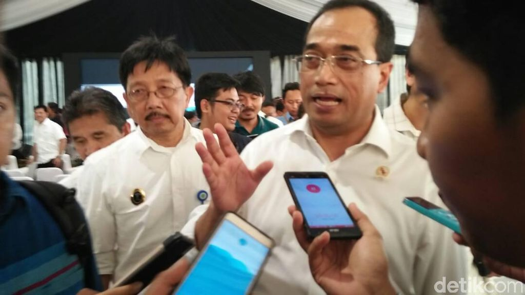 Kereta Kencang JKT-SBY, Digarap Tanpa APBN