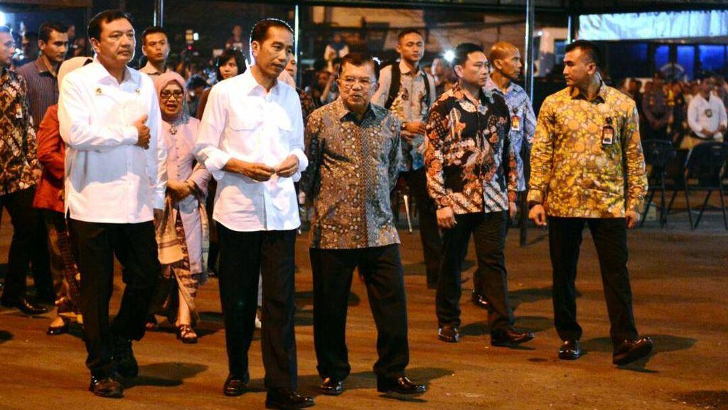 BIN: Serangan Kampung Melayu Strategi ISIS Tunjukkan Eksistensi