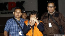 KPK Tahan Auditor BPK Terkait Suap WTP di Kemendes