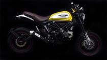 Pakai Mesin 125 cc, Motor China Ini Mirip Ducati Scrambler