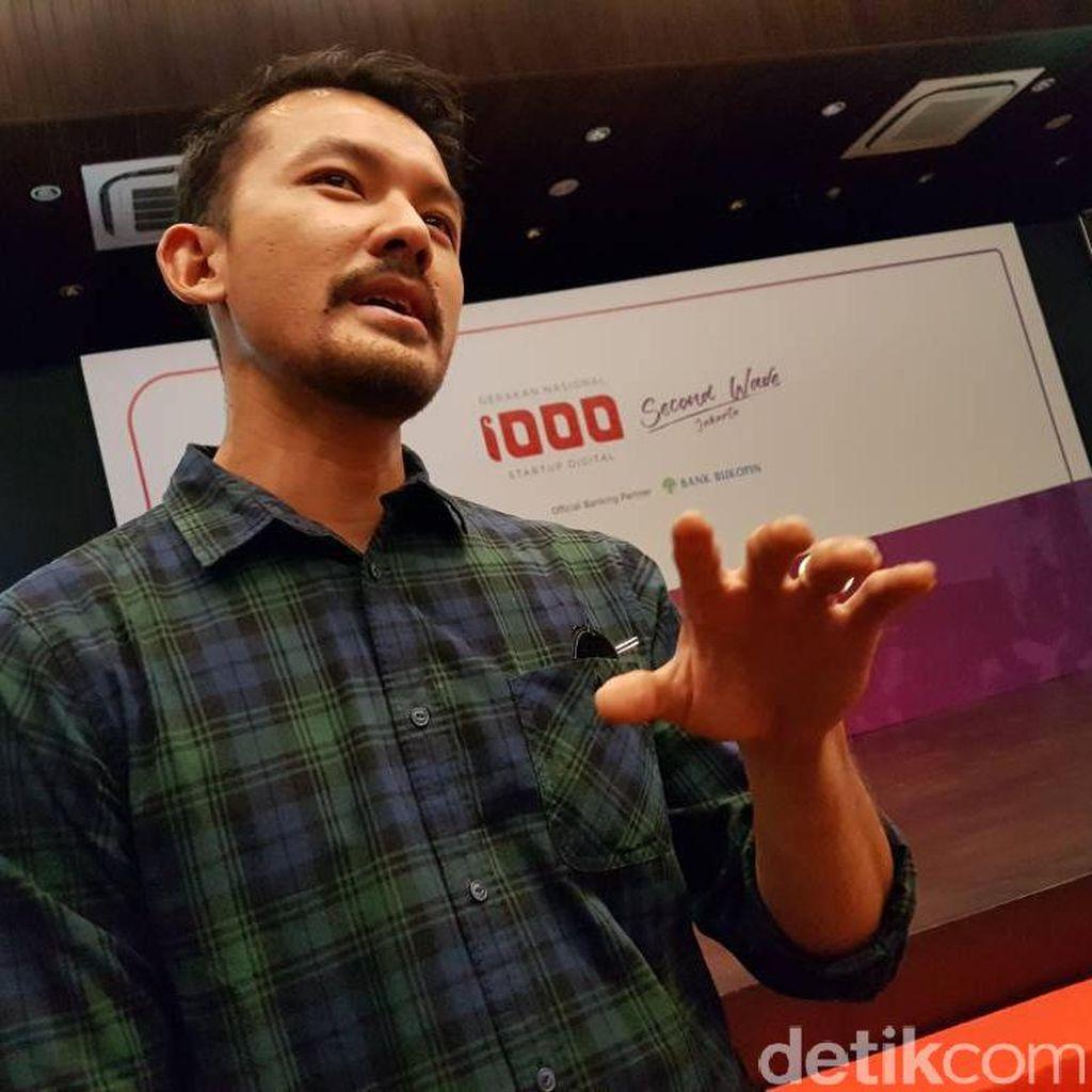 Rio Dewanto Bikin Startup, Bawa Inspirasi Filosofi Kopi