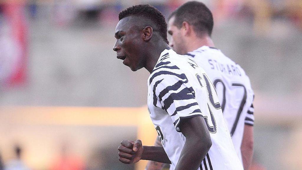 Torehan Sejarah dari Striker Belia Juventus