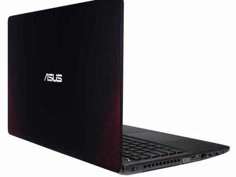 Asus X550IU, Laptop Pertama Bertenaga AMD Polaris
