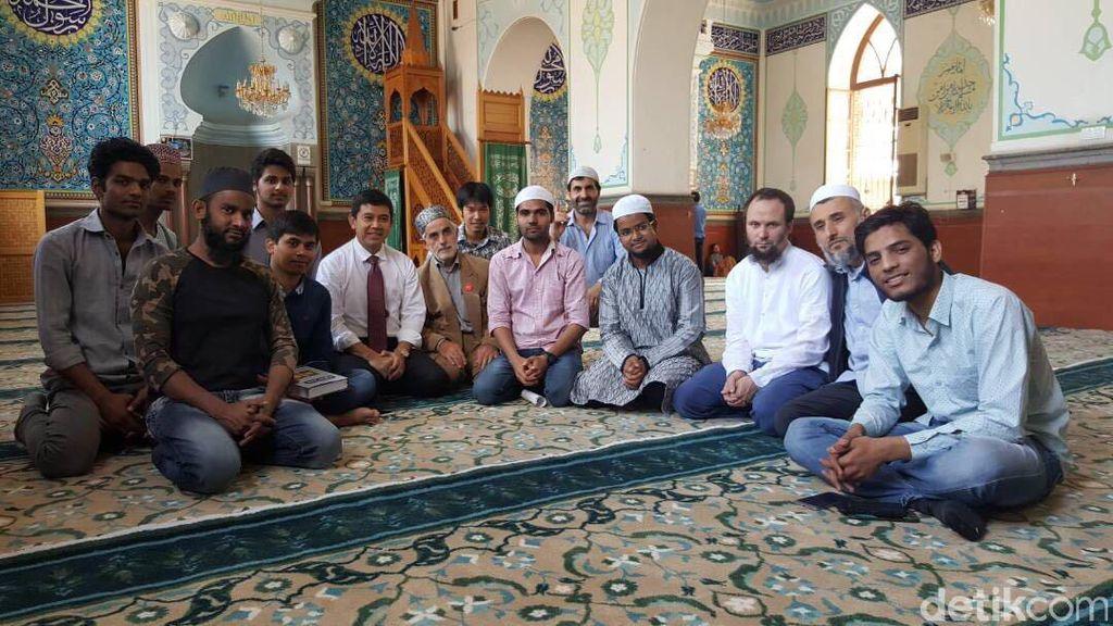 Dubes Yuddy Bertemu Asosiasi Muslim di Georgia, Bahas Toleransi Umat