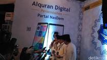 Sambut Ramadan, DPP NasDem Luncurkan Alquran Digital
