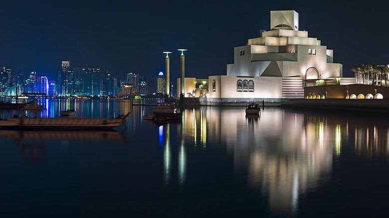 Foto: Inilah Museum Islamic Arts (MIA) (mia.org.qa)
