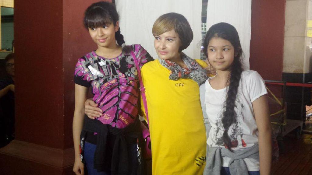 Pulang ke Indonesia, Yana Zein Cerita Kesehatannya Saat Ini