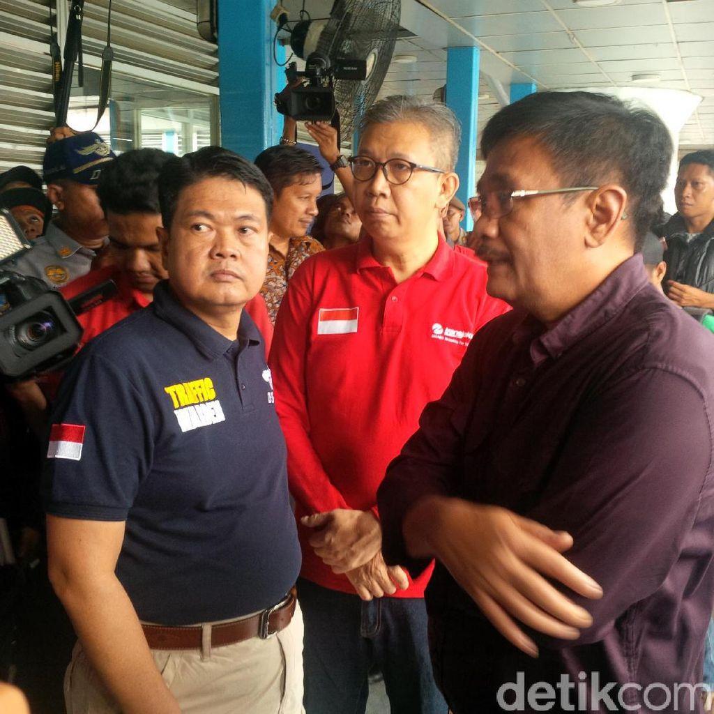 Djarot Minta Halte TransJ Kampung Melayu Beroperasi Senin Besok