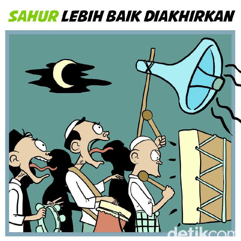 Sahur Diakhirkan