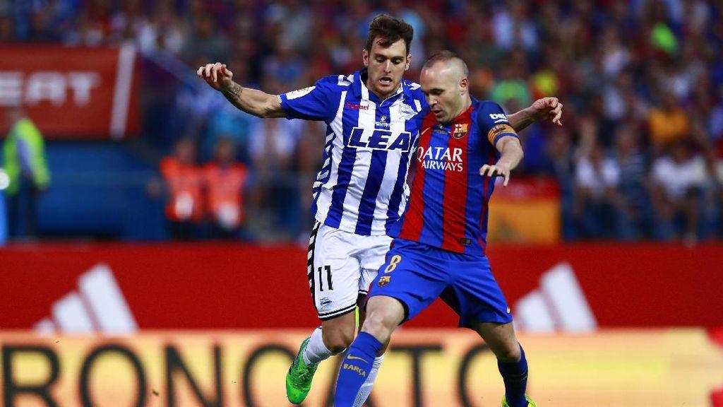 Gelar Juara Copa del Rey yang Berharga untuk Barcelona