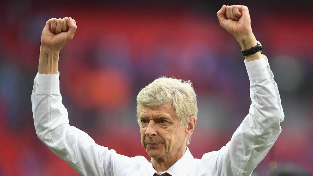 Wenger: Aku Masih Kompeten Tangani Arsenal