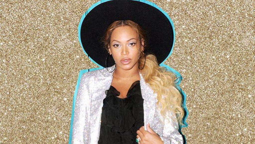 Tampil Ala Michael Jackson, Beyonce Pakai Jaket Rp 66 Juta