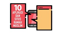 10 Aplikasi dan Situs Ramah Muslim