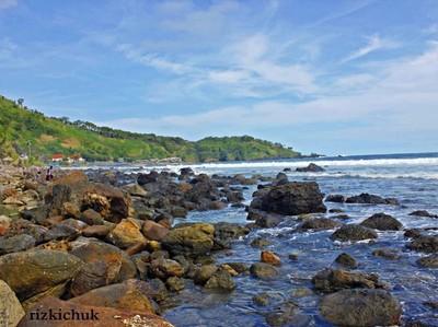 Yang Cantik Dari Kebumen, Pantai Meganti