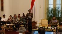Jokowi-JK Pimpin Sidang Kabinet Paripurna Persiapan Lebaran