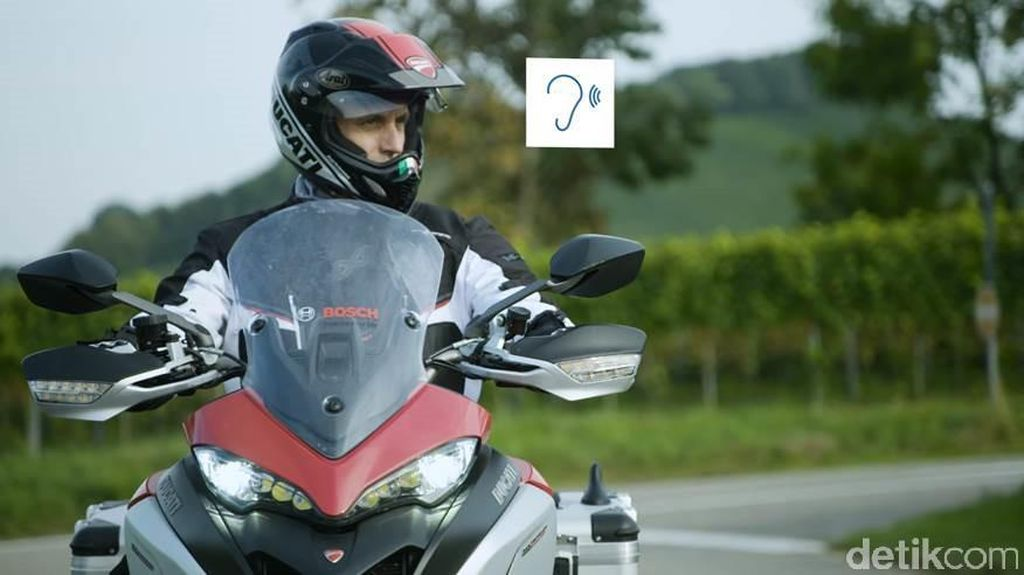 Perisai Digital Pelindung Pemotor dari Kecelakaan