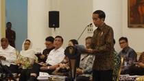 Jokowi Minta TNI Diberi Kewenangan di RUU Antiterorisme