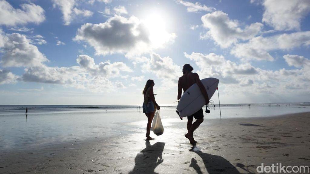 Ramadan di Bali, Ngabuburitnya di Pantai Kuta