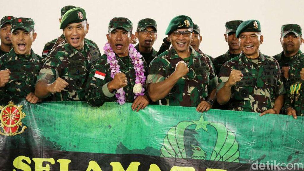 TNI AD Kembali Juarai Lomba Tembak di Australia