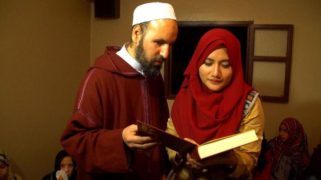 Belajar Menghafal Alquran dari Seorang Tuna Netra di Maroko