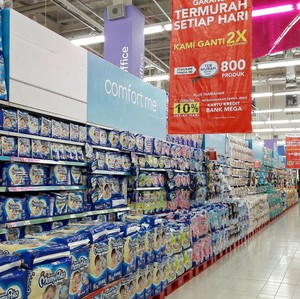 Promo Susu Anak dan Kebutuhan Bayi di Trasmart dan Carrefour