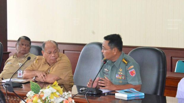 Antisipasi ISIS Filipina, Kodam Pattimura Gandeng Muspida di Maluku