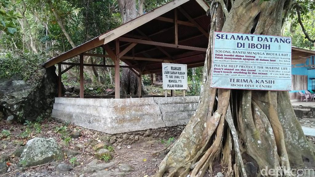 Wisata Ramadan Sabang: Ziarah di Makam Ummi Sarah Rubiah