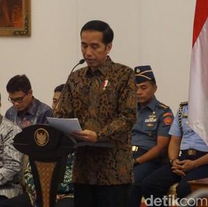 Revisi APBN 2017, Jokowi Targetkan Ekonomi Tumbuh 5,3%