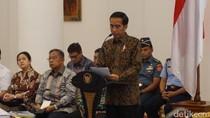 Jokowi Ingin Tak Ada Ego Sektoral dalam Penanganan Arus Mudik