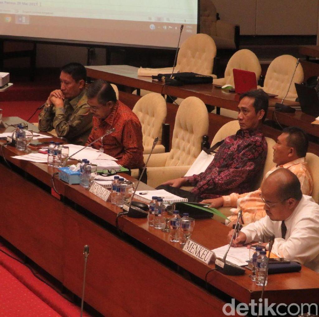 DPR Ingin Anggota Ditambah Jadi 579 Orang, Pemerintah 565