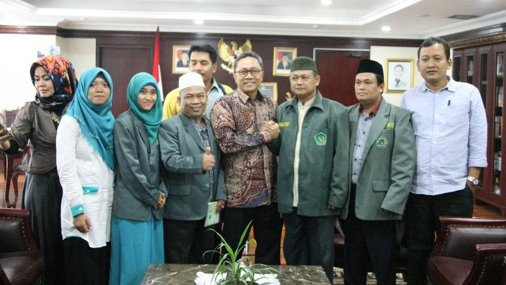 Ketua MPR: Forum Dai Harus Jadi Wadah Pemersatu Ummat