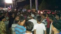 Listrik Padam Malam Ramadan, Masyarakat Rohul Rusak Kantor PLN
