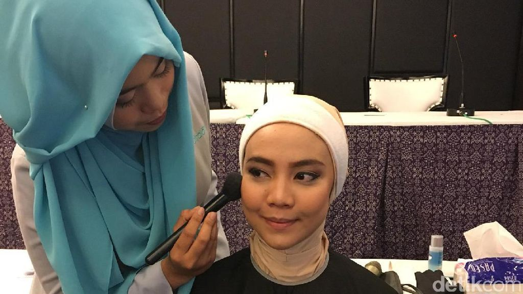 Karantina, 10 Finalis Sunsilk Hijab Hunt Belajar Makeup & Public Speaking