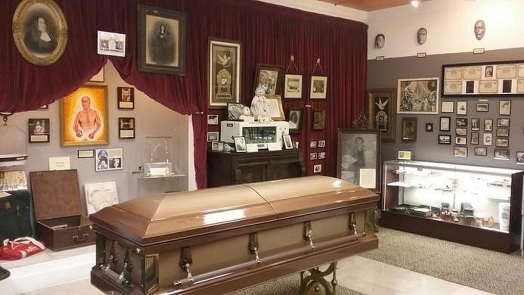 Belajar Mensyukuri Hidup di Museum Kematian