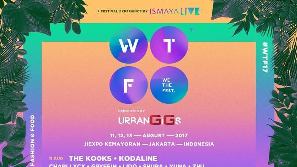 Siap Seru-seruan di We The Fest 2017 Sore Ini?