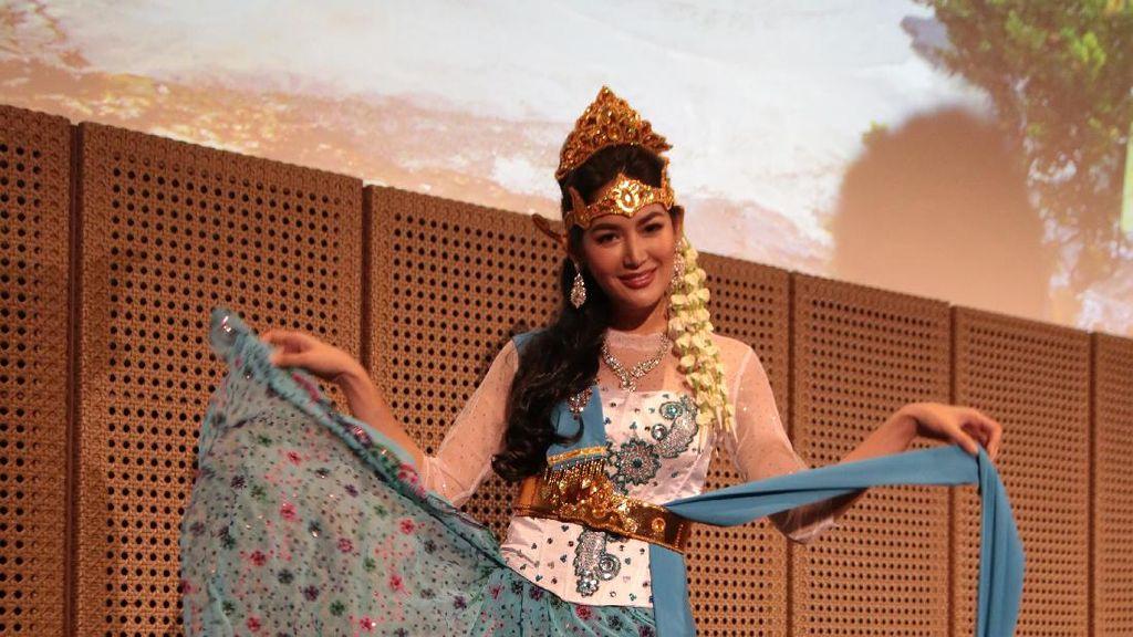 Senangnya Maria Selena Main Teater Bareng Sandiwara Miss Tjitjih